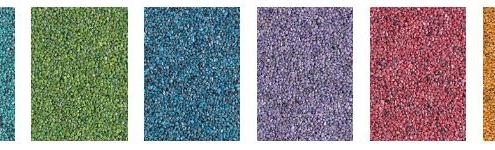 Pearly steentapijt kleuren