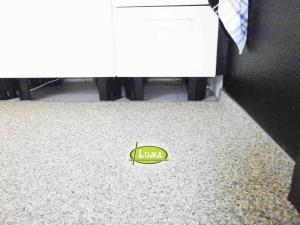 Renovatie keuken epoxyvloer